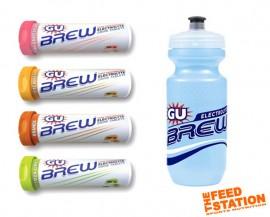 GU Electrolyte Brew Tablets Bundle